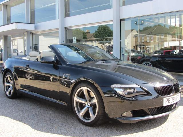 BMW 6 series 635d 2009 photo - 3