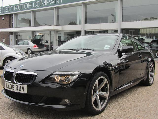 BMW 6 series 635d 2009 photo - 4