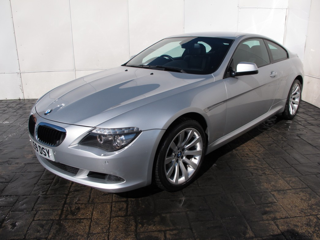 BMW 6 series 635d 2009 photo - 5