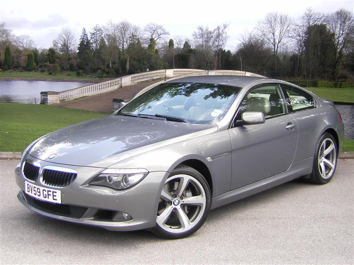 BMW 6 series 635d 2009 photo - 6