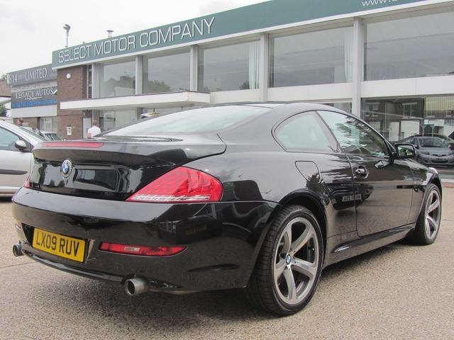BMW 6 series 635d 2009 photo - 7