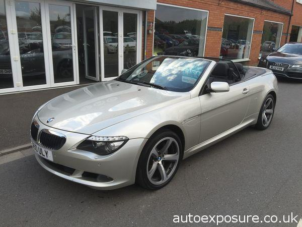 BMW 6 series 635d 2009 photo - 8