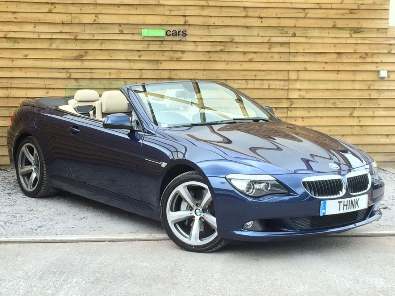 BMW 6 series 635d 2009 photo - 9