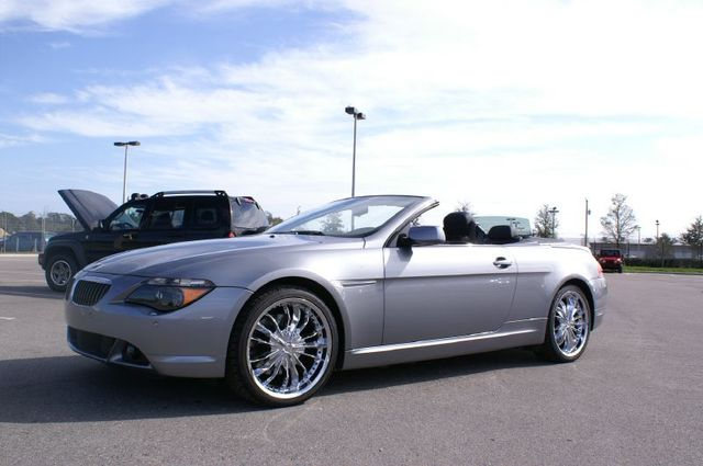 BMW 6 series 645Ci 2005 photo - 10