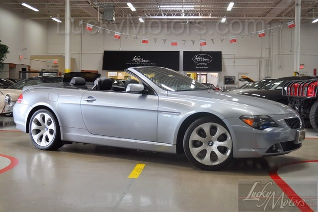 BMW 6 series 645Ci 2005 photo - 11