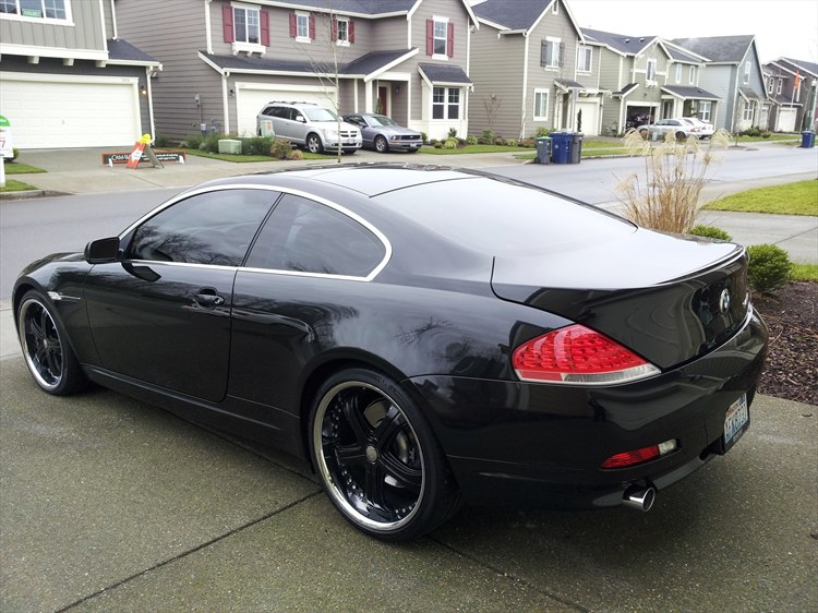 BMW 6 series 645Ci 2005 photo - 12