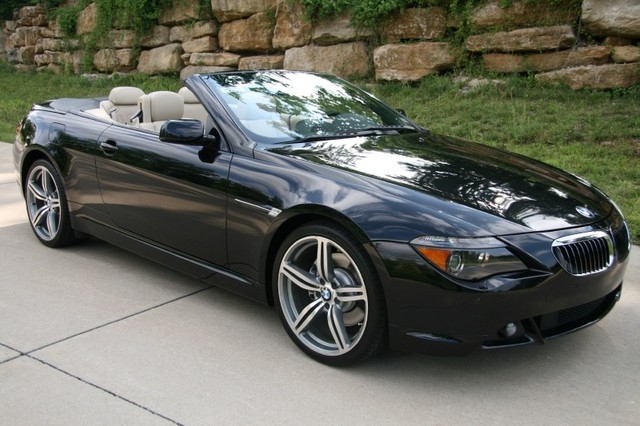 BMW 6 series 645Ci 2005 photo - 2