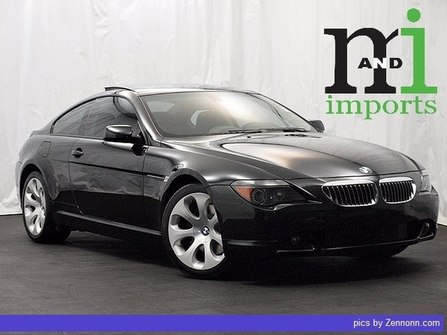BMW 6 series 645Ci 2005 photo - 3