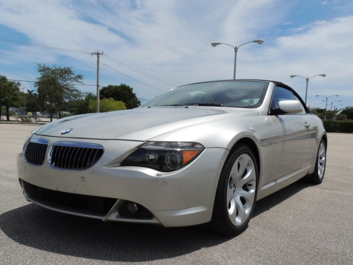 BMW 6 series 645Ci 2005 photo - 4