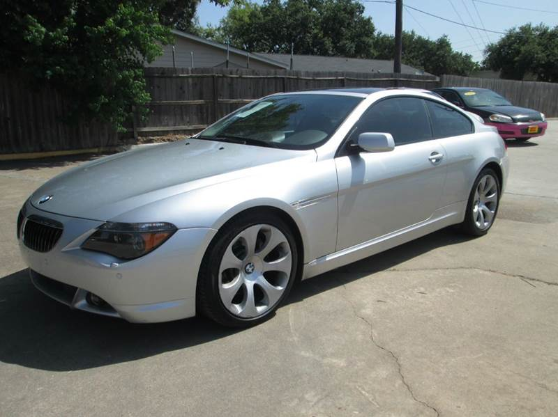 BMW 6 series 645Ci 2005 photo - 6