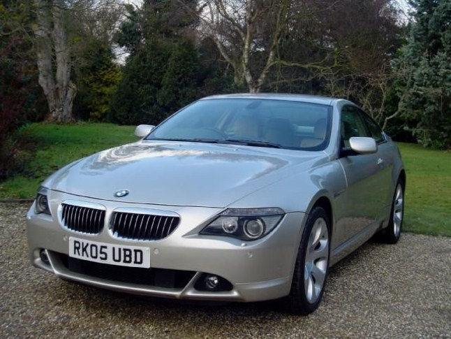 BMW 6 series 645Ci 2005 photo - 7