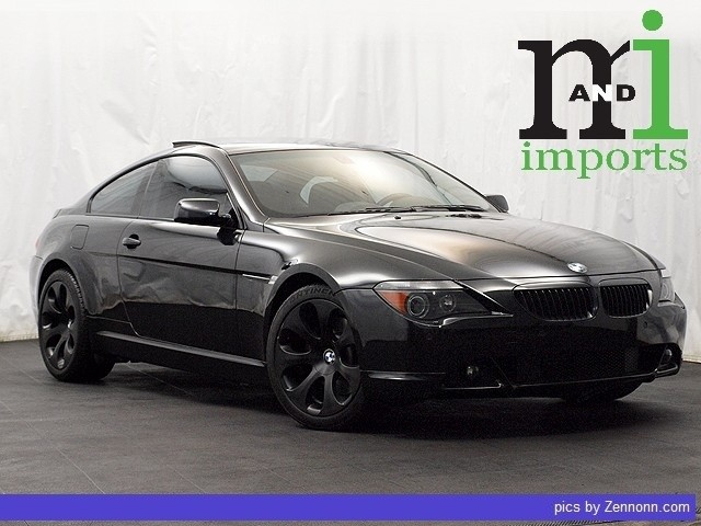 BMW 6 series 645Ci 2005 photo - 8