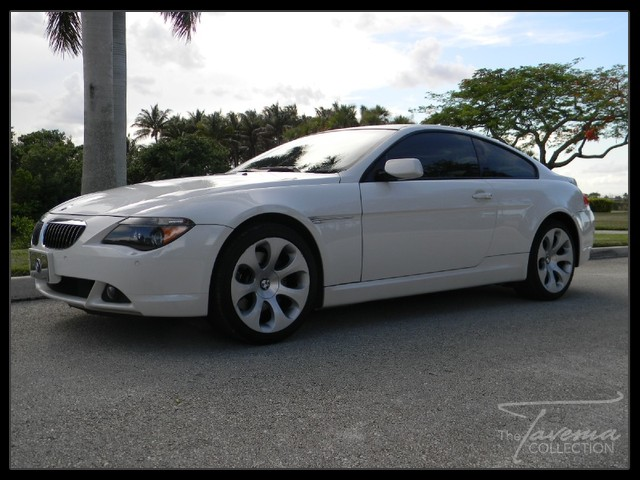 BMW 6 series 645Ci 2005 photo - 9