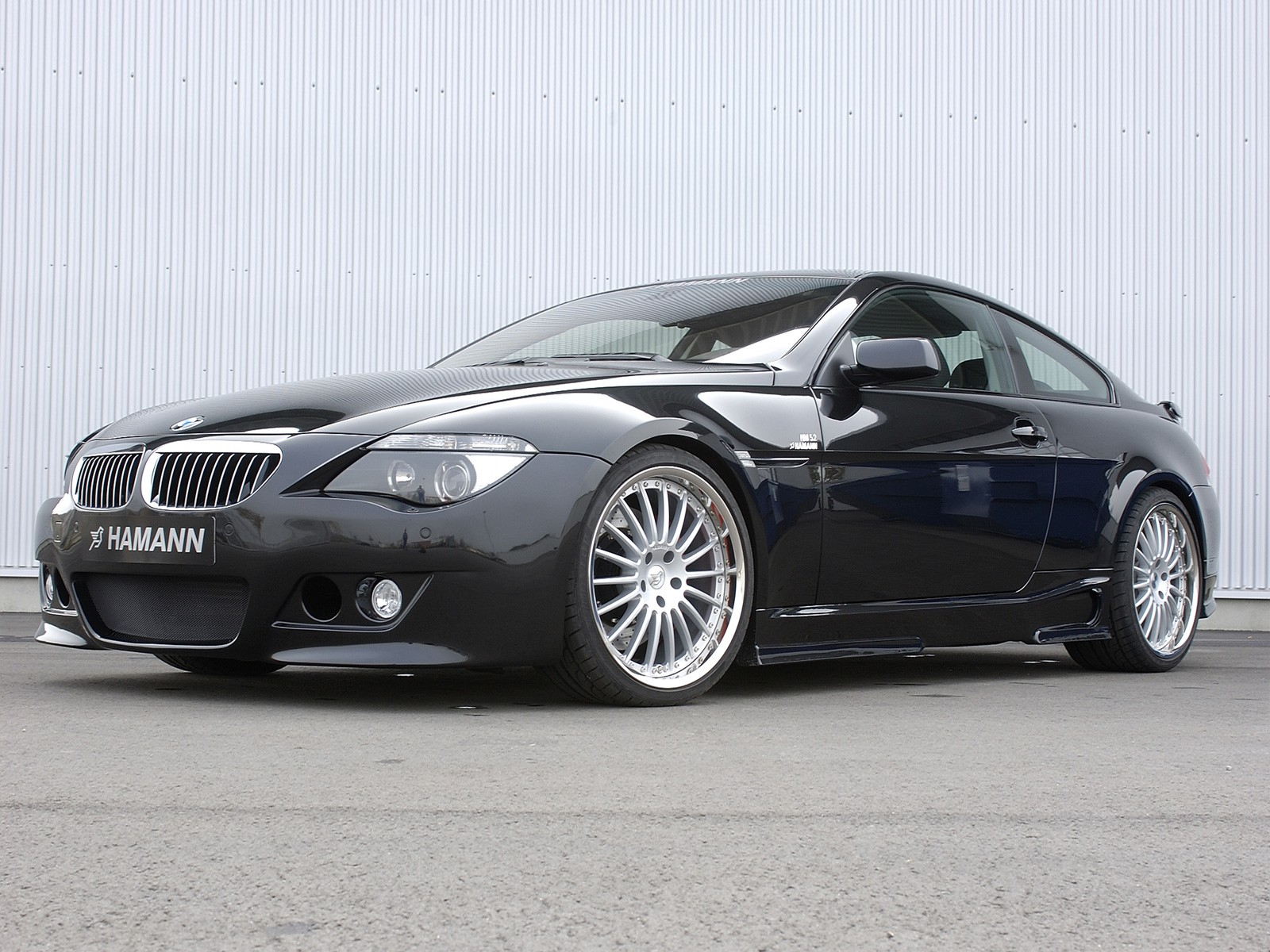 BMW 6 series 645Ci 2006 photo - 10