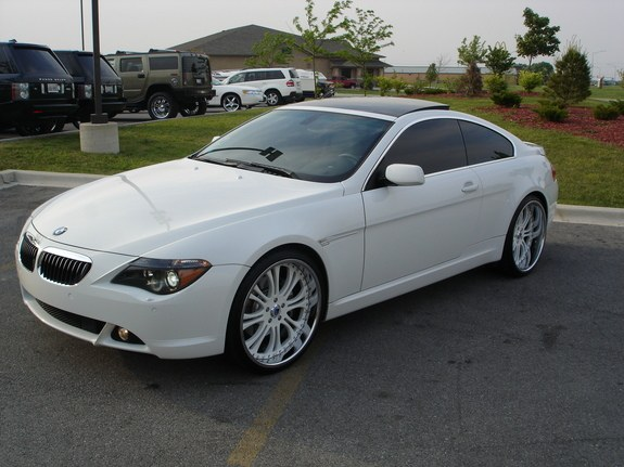 BMW 6 series 645Ci 2006 photo - 11