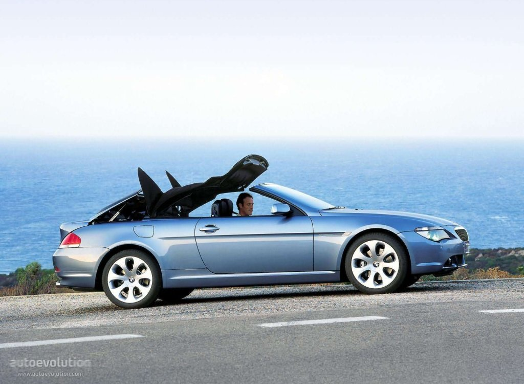 BMW 6 series 645Ci 2006 photo - 3