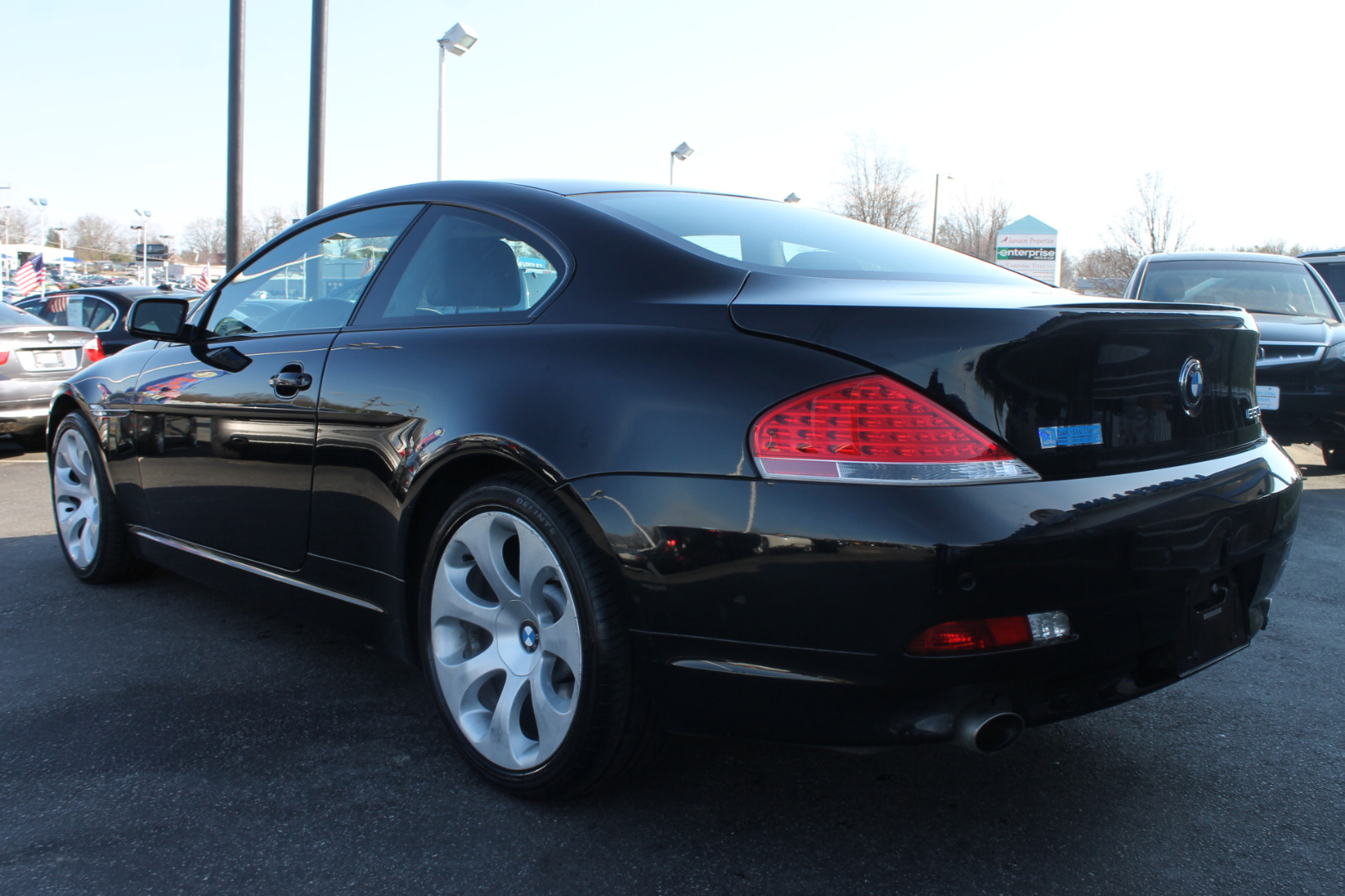 BMW 6 series 645Ci 2006 photo - 4
