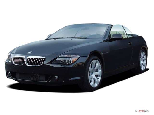 BMW 6 series 645Ci 2006 photo - 6