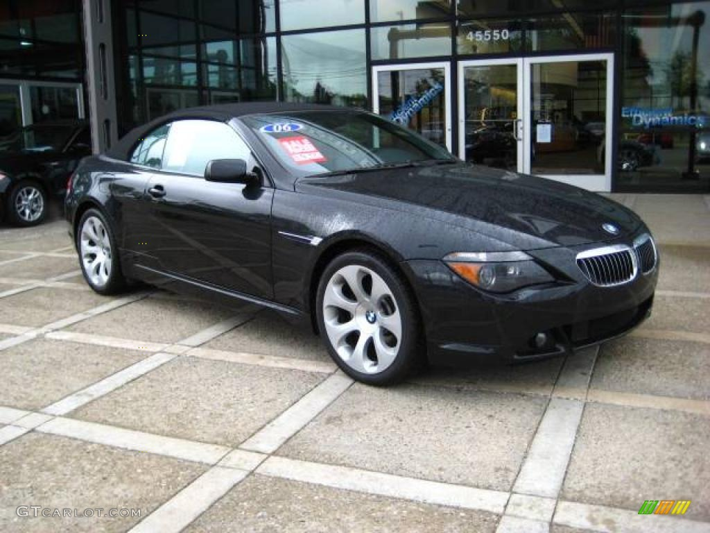 BMW 6 series 645Ci 2006 photo - 7