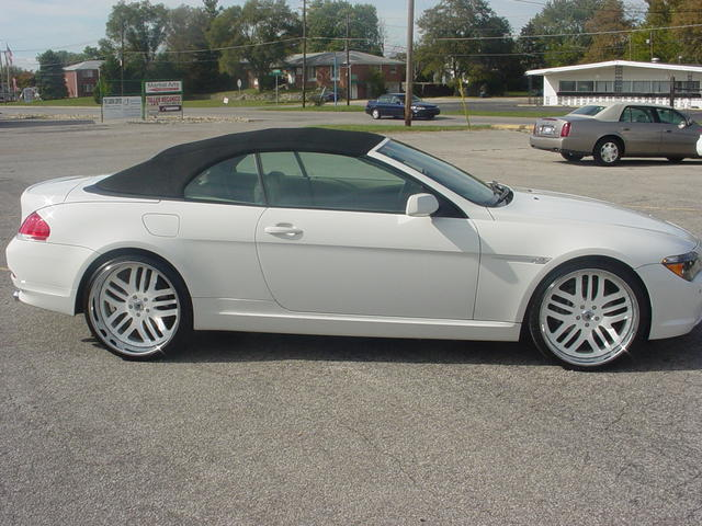 BMW 6 series 650Ci 2005 photo - 10