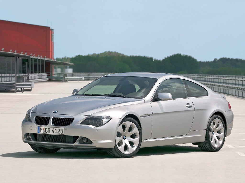 BMW 6 series 650Ci 2005 photo - 12