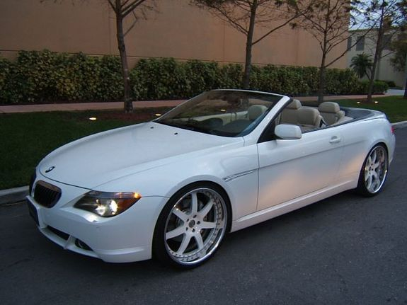 BMW 6 series 650Ci 2005 photo - 3