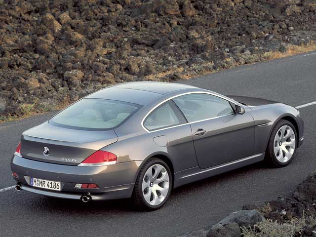 BMW 6 series 650Ci 2005 photo - 5