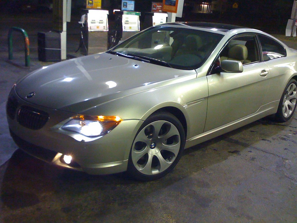 BMW 6 series 650Ci 2005 photo - 6