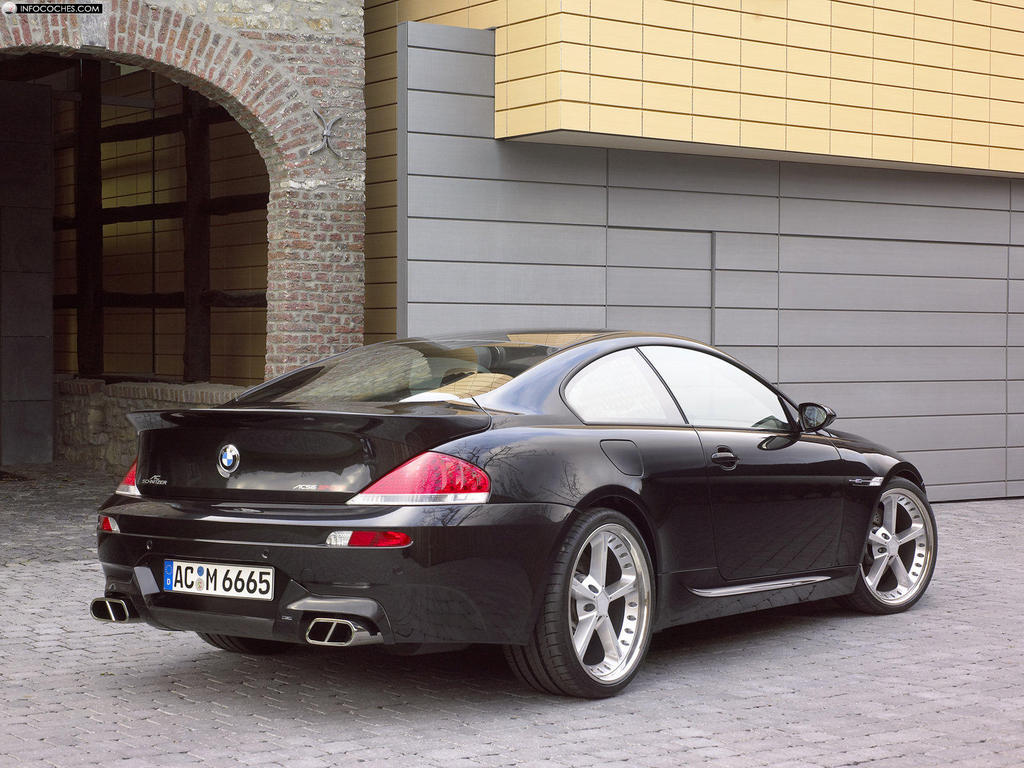 BMW 6 series 650Ci 2005 photo - 8