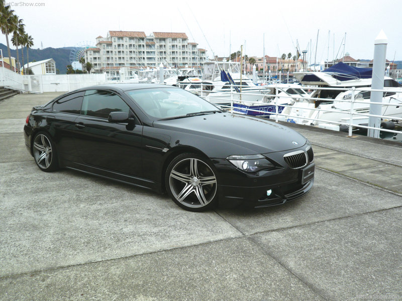 BMW 6 series 650Ci 2005 photo - 9