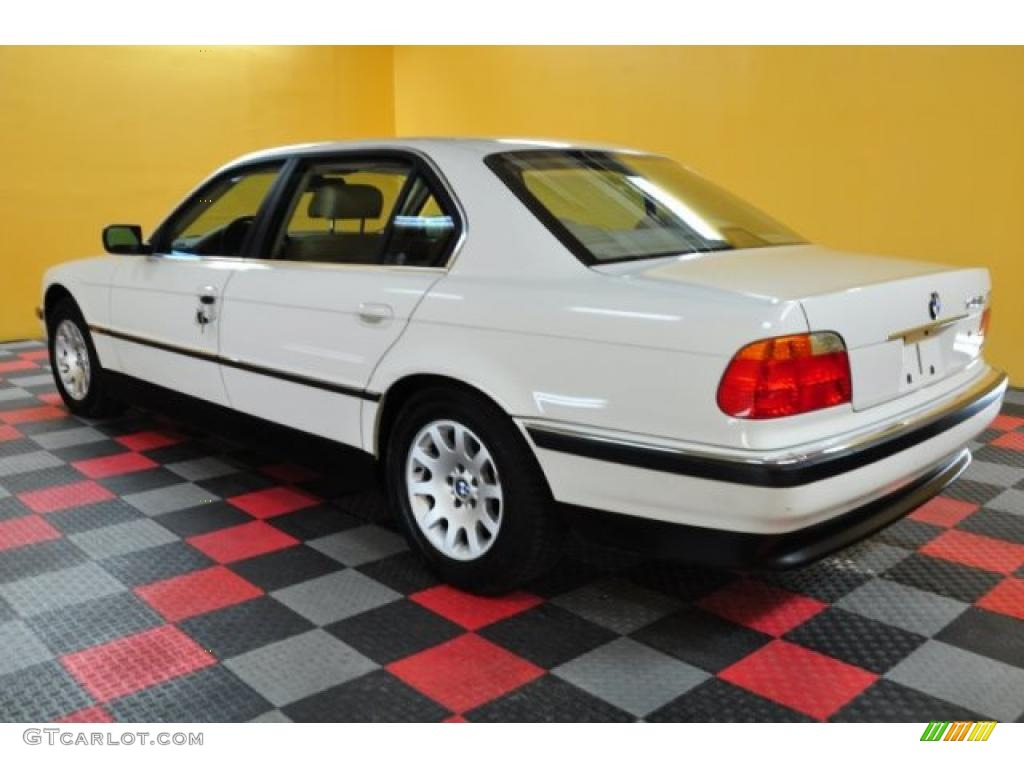 BMW 7 series 725tds 2000 photo - 10