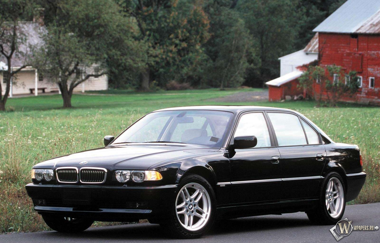 BMW 7 series 725tds 2000 photo - 12