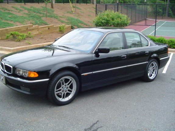 BMW 7 series 725tds 2000 photo - 4