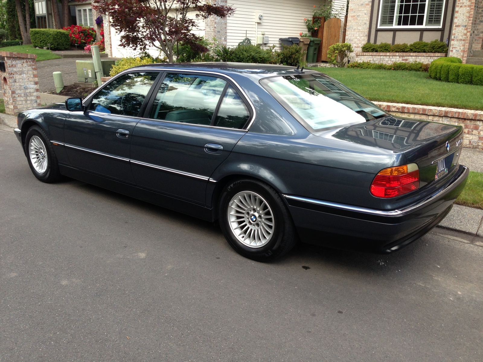 BMW 7 series 725tds 2000 photo - 7