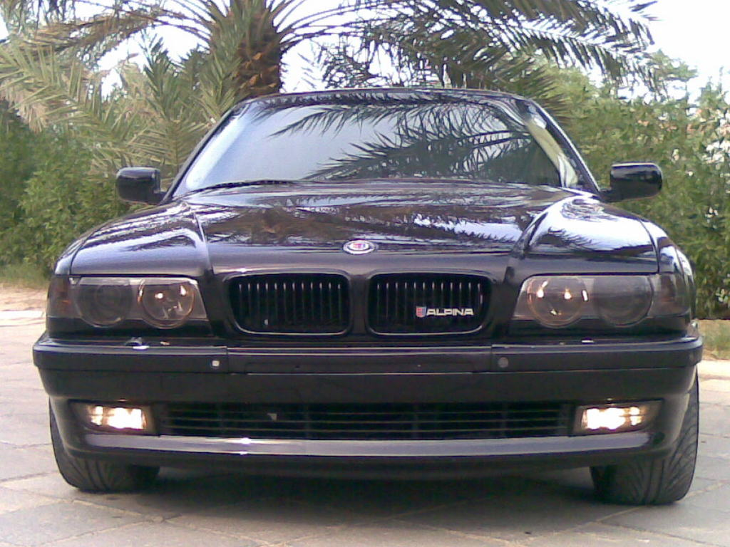 BMW 7 series 725tds 2000 photo - 8