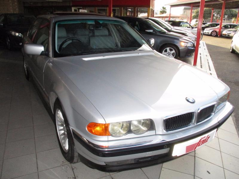 BMW 7 series 725tds 2000 photo - 9
