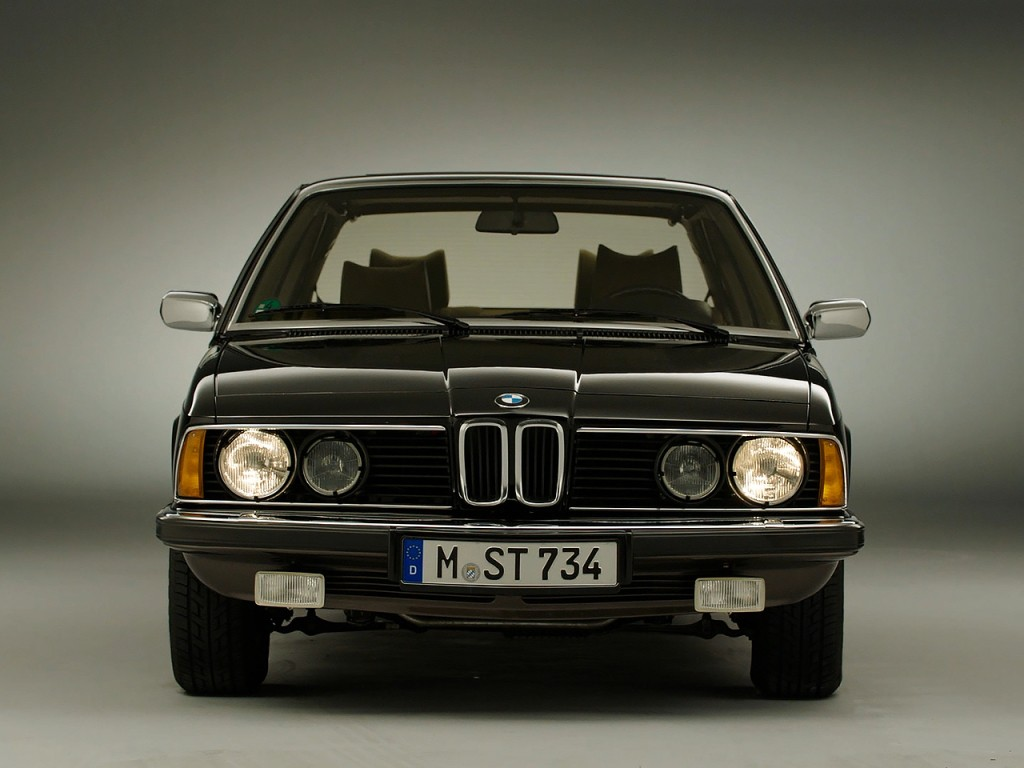 BMW 7 series 728i 1981 photo - 11