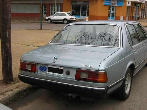 BMW 7 series 728i 1981 photo - 2