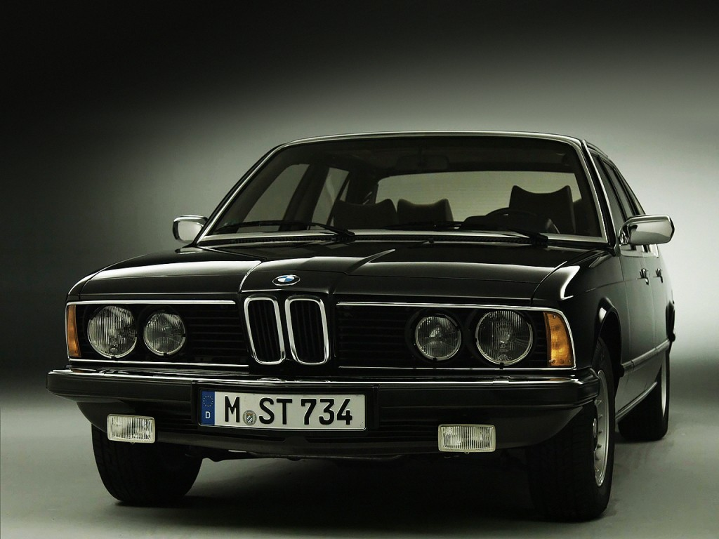 BMW 7 series 728i 1981 photo - 3