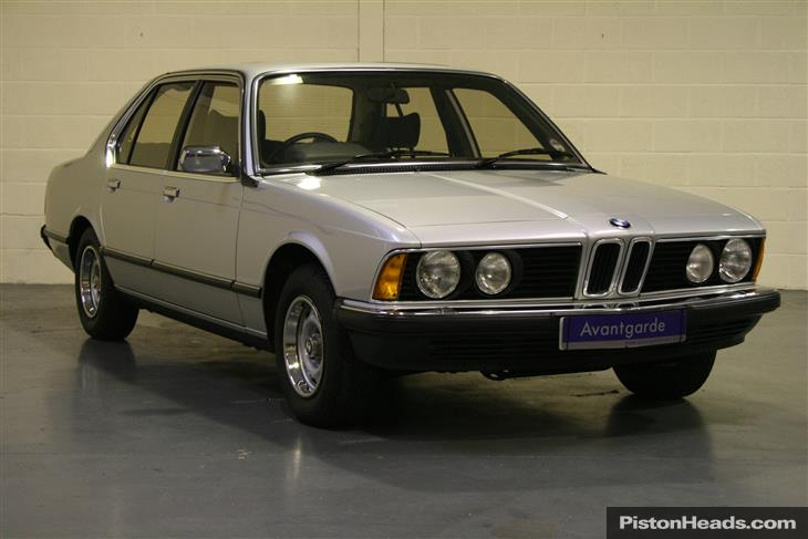 BMW 7 series 728i 1981 photo - 6