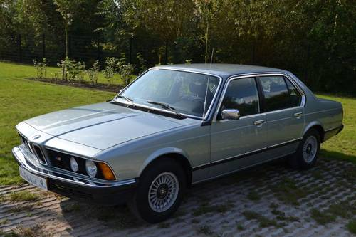 BMW 7 series 728i 1981 photo - 7