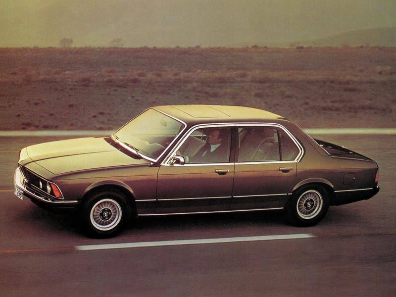BMW 7 series 728i 1981 photo - 8