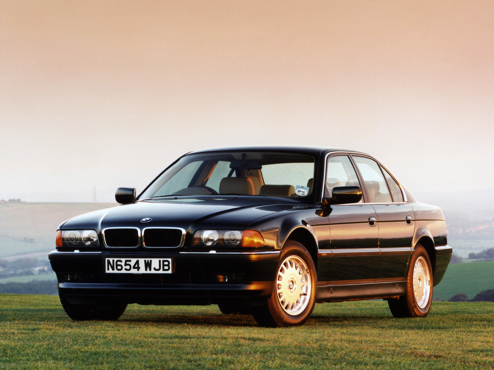 BMW 7 series 728i 1996 photo - 1