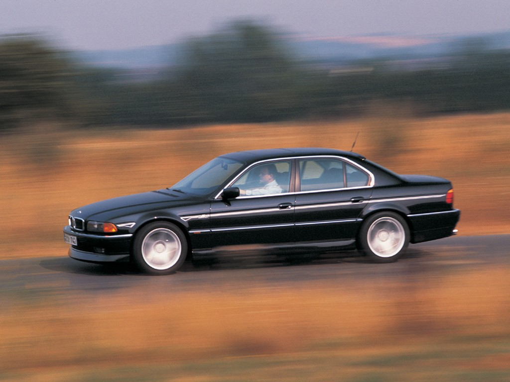 BMW 7 series 728i 1996 photo - 10