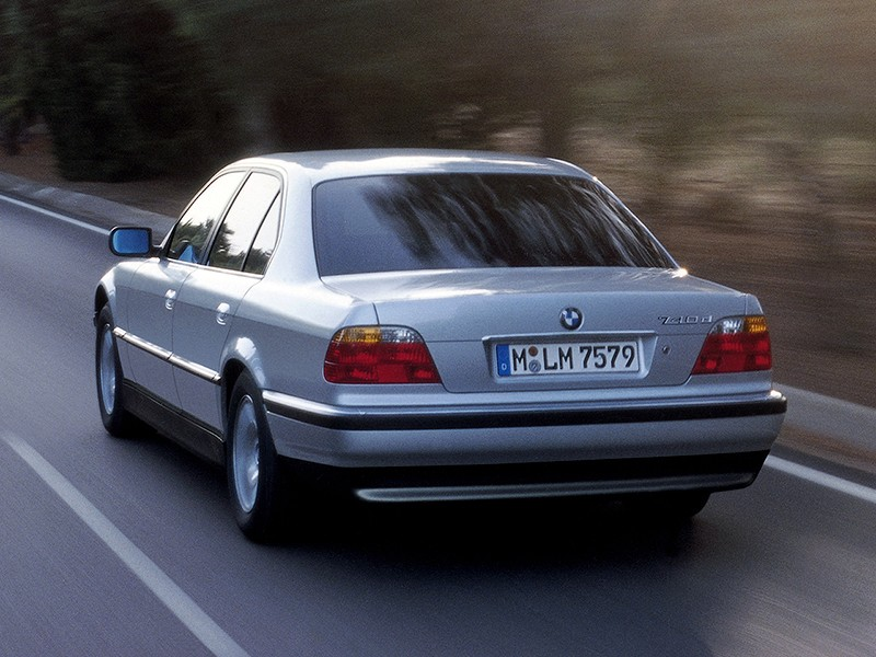 BMW 7 series 728i 1996 photo - 11