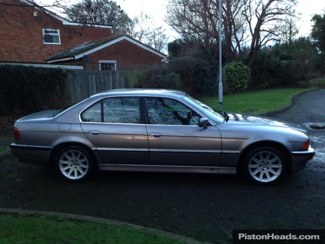BMW 7 series 728i 1996 photo - 5