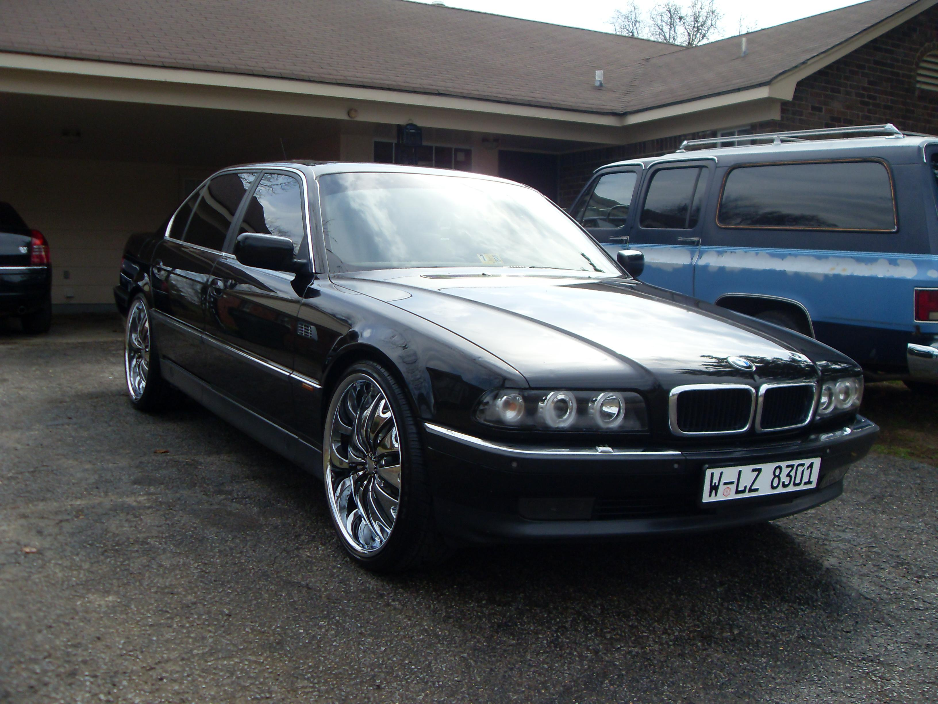 BMW 7 series 728i 1996 photo - 6