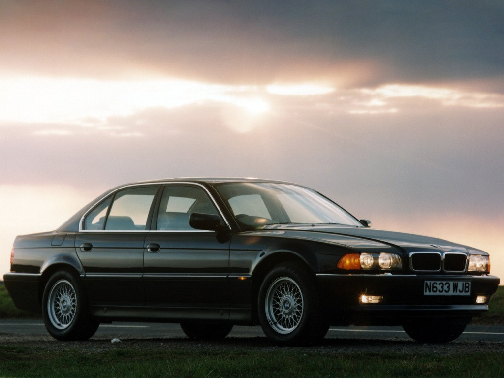 BMW 7 series 728i 1996 photo - 8