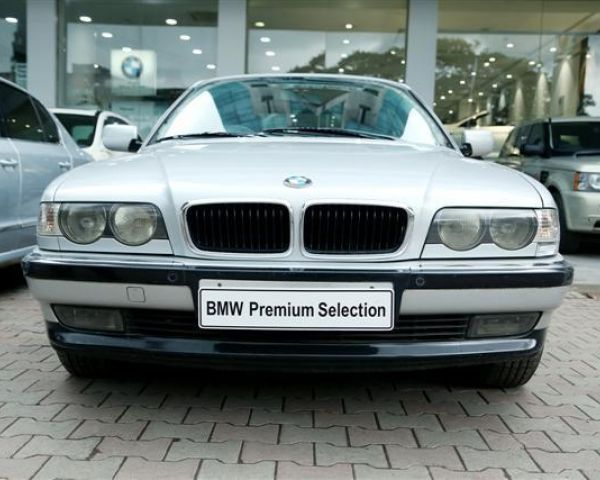 BMW 7 series 728iL 2001 photo - 1