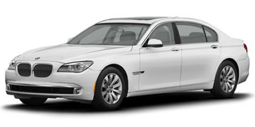 BMW 7 series 730Li 2012 photo - 1